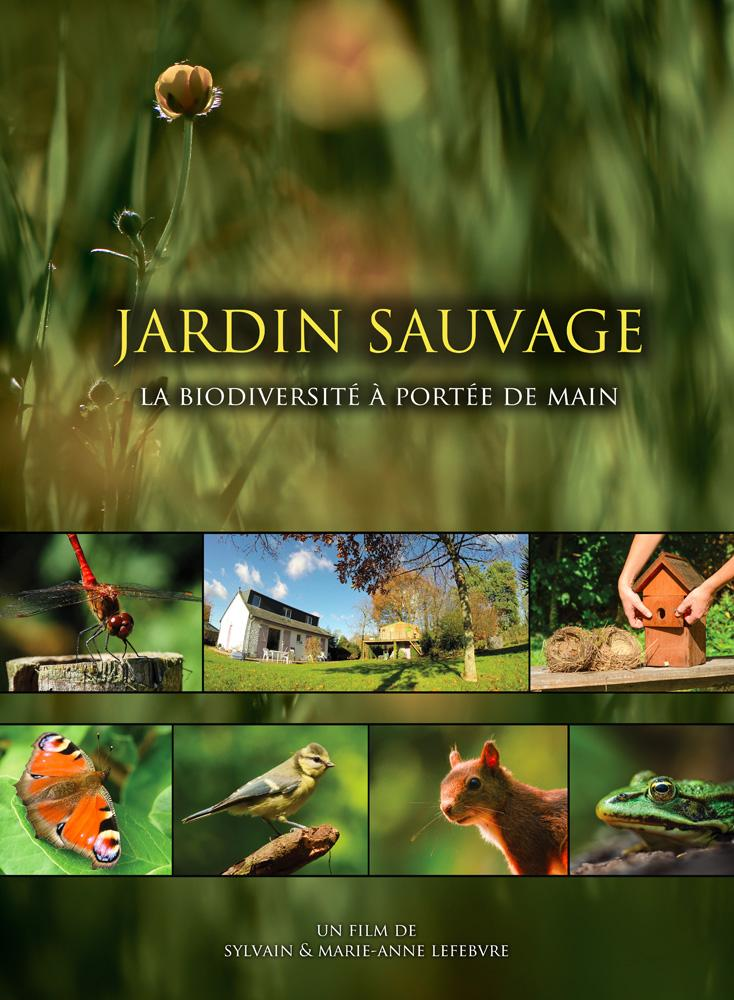 Affiche jardin sauvage